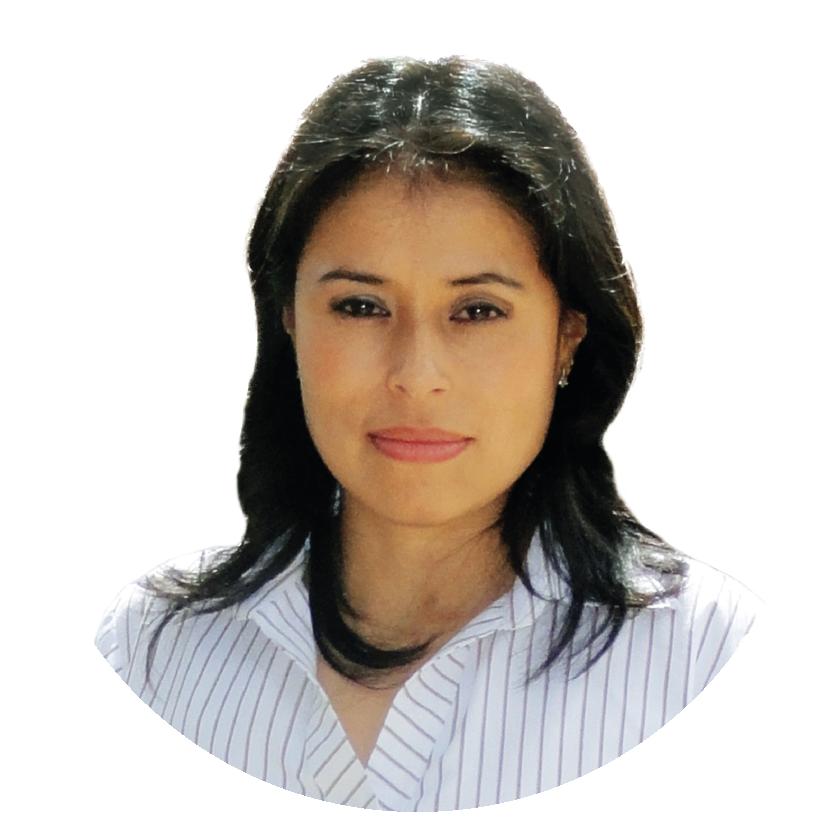 Mgtr. Luz Benigna Arrobo Armijos